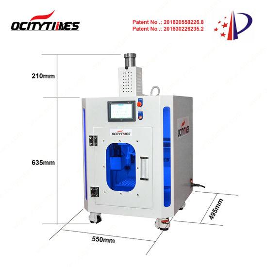 Automatic Cbd/Hemp Liquid Cartridge Filling Machine with Competitive Price (Ocitytimes F4)