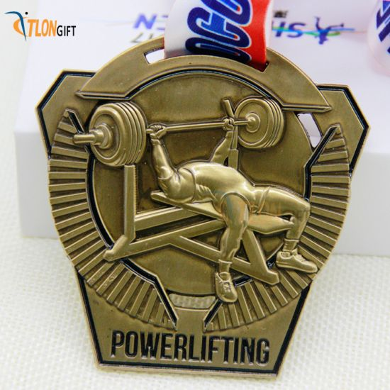 Antique Design Promotion Craft Sport Metal Medal pictures & photos