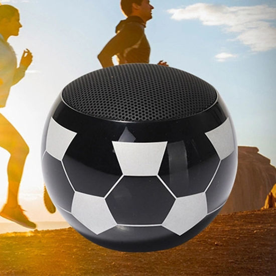 Football Super Bass Music Mini Soccer Wireless Speaker for Outdoor Travel Souvenir pictures & photos