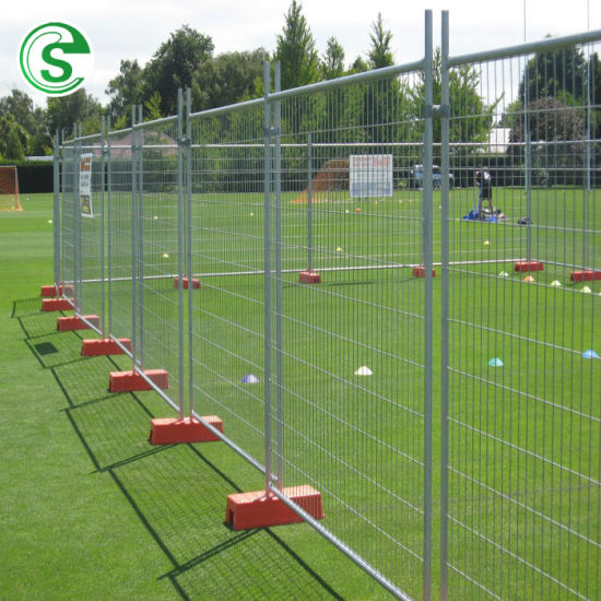 Factory Wholesale Temporary Welded Mesh Fence for Events