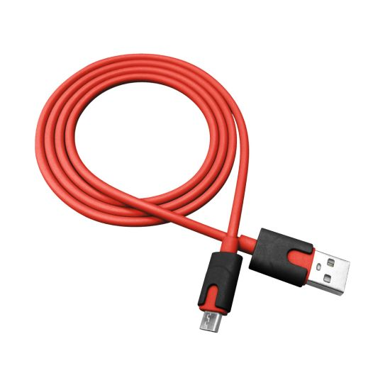 2A USB Data Cable, PVC Material Molding Shell Mobile Phone Cable