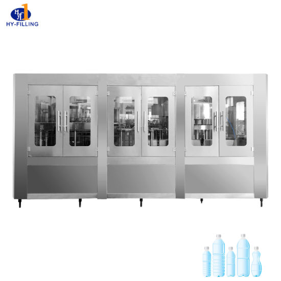 Energy Drinks Filling Machine for Pet Bottle pictures & photos