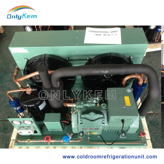 Refrigeration Condensing Unit with Bitzer Compressor for Cold Room