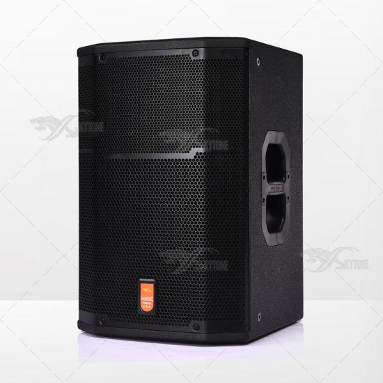 China Skytone Audio 15 Inch Powered DJ Speakers Box Prx615m