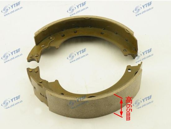 High Quality JAC Truck Auto Parts Brake Shoe pictures & photos