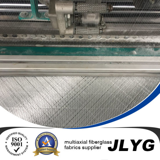 1215GSM Fiberglass Multiaxial Composite Bi-Axial Triaxial Fabric Material (0/+45/-45 Degree) pictures & photos