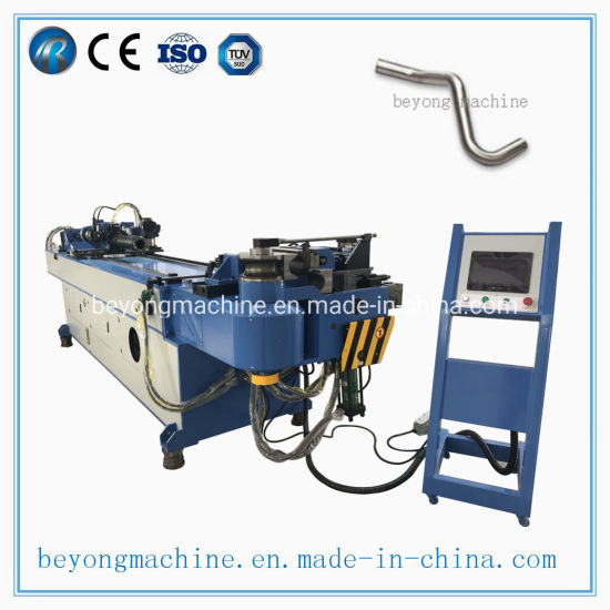 CNC Hydraulic Automatic Pipe Bender, Tube Bending Machine Used for Baby Carriage, Wheelbarrow, Vehicle Rack, Hollow Handrail, Conduit, Exhaust, Oil and Gas Pipe