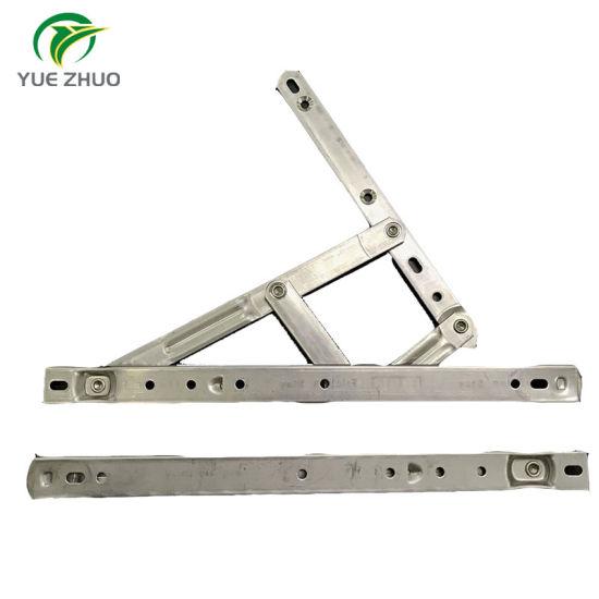 Stainless Steel 304 Aluminium Window Friction Stay Window Hinge