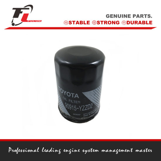 Hot Sale Engine Oil Filter for Toyota OEM 90915-Yzzd2