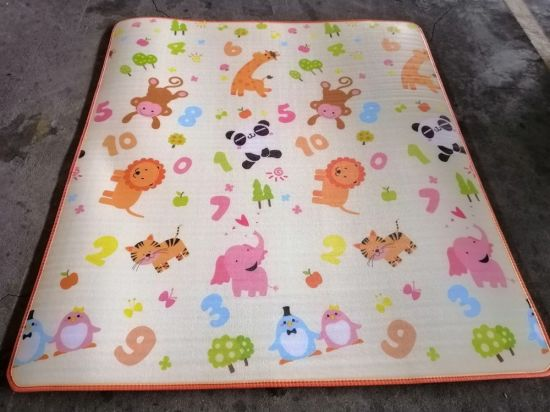 Soft EPE Mat Eco-Friendly Foaming and Print