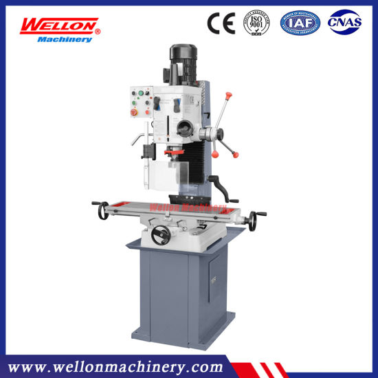Bench Milling Drilling Machine (Mill drill machine ZAY7025FG ZAY7032FG ZAY7040FG ZAY7045FG)