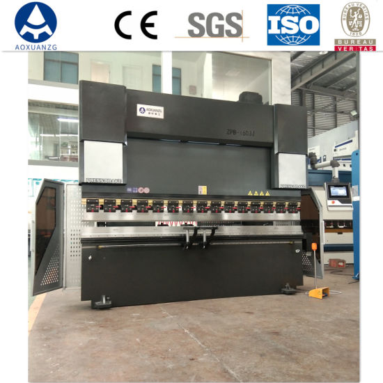 Cheap Price 4+1 Axis Sheet Metal Hydraulic Press Brake with DA53T System
