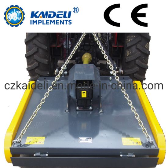 Tractor Mounted Topper Mower
