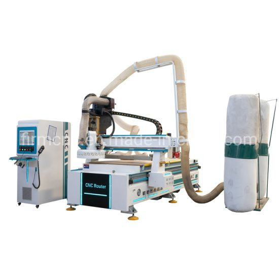 Factory Sale Wood Acrylic MDF 1325 Atc Italy Spindle Woodworking Carving CNC Router Machine
