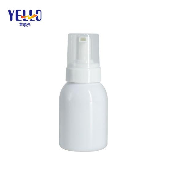 Wholesale Cosmetic Packaging 200ml Pet Plastic Foam Pump Bottle 200ml
