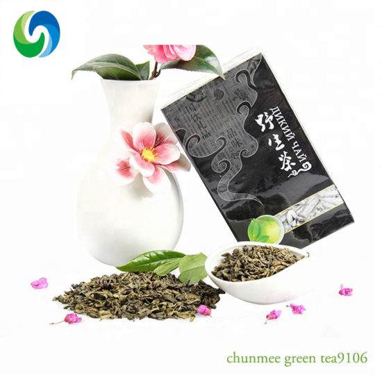 China Factory Wholesale High Moutain Green Slimming Tea