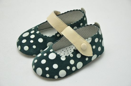 Soft Sole Leather Baby Shoes Baby Mary Jane Kids Shoes