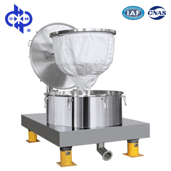 Psd 1500 Bag Pulling up Centrifuge for Chemical pictures & photos