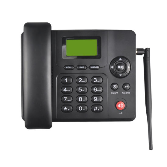 China 4G Lte Fixed Wireless Desk Phone with WiFi Hotspot