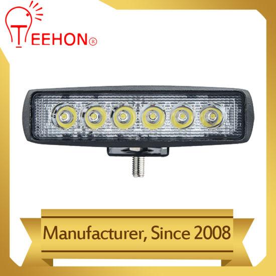 Factory Price 18W LED Spot Light Work Lamp