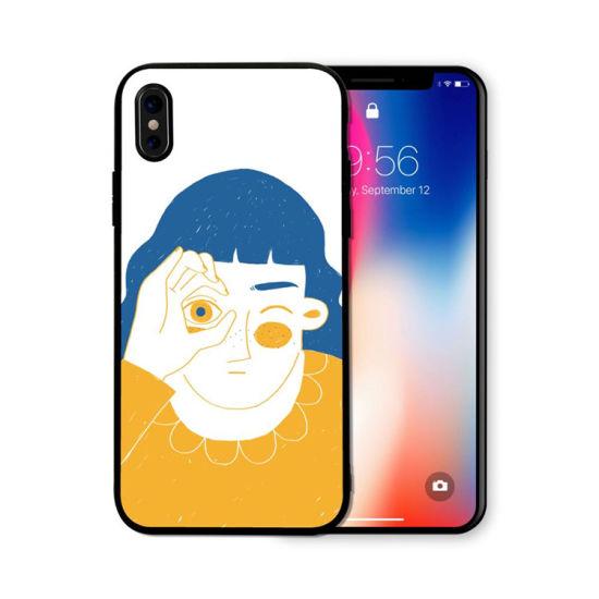 Custom Design UV Printing OEM ODM PC/TPU Phone Case for iPhone Phone Case