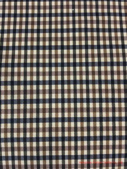 Cotton Rayon Spandex Bi-Stretch Garment Fabric