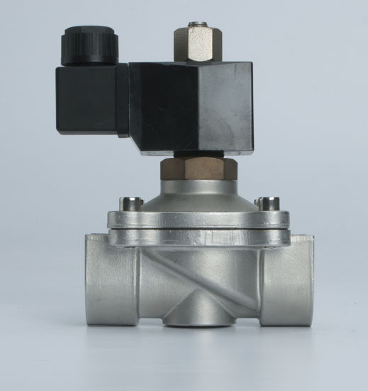 China 220v Ac Micro 1 2 3 Inch High Pressure Water Solenoid Valve China Solenoid Valve Valve