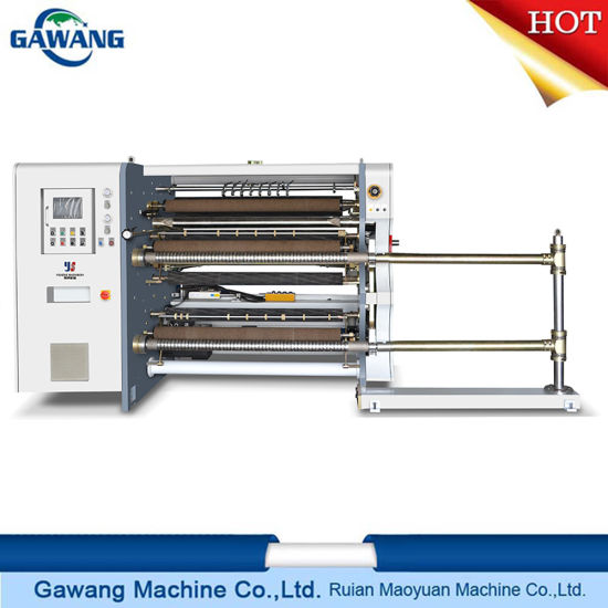 Functional High Accuracy Coated Board Slicing Machinery with Ce