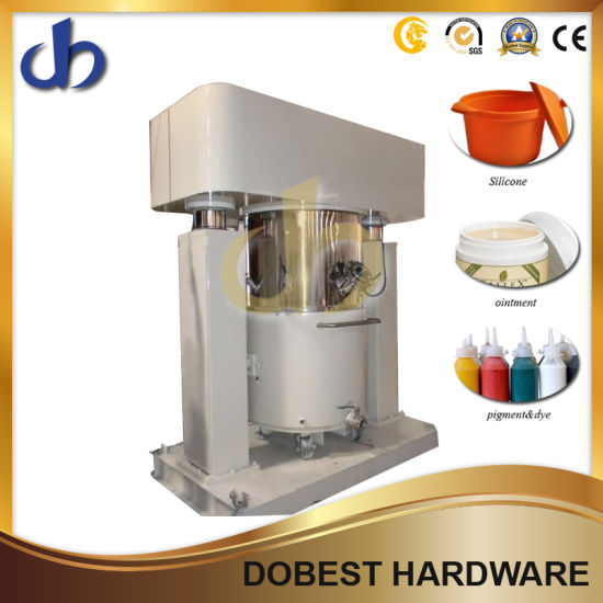 China 500L High Speed Paste Cosmetic Planetary Mixing Machine with
