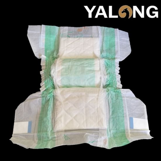 Breathable Back Film Baby Diaper with Adl OEM Available pictures & photos