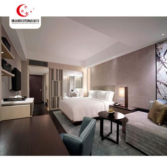 Custom Made Plaza Hotel Furniture Wooden Bedroom Furniture