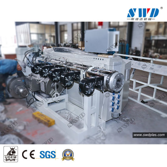 High Quality PE/HDPE/PPR/PVC Pipe Production Extrusion Line