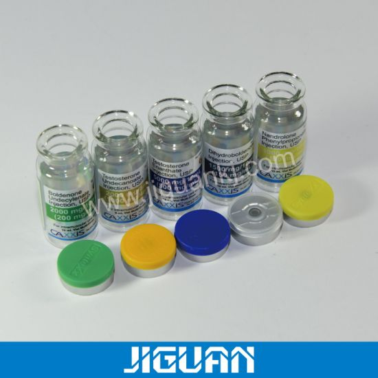 Different Volume Oral Liquid Glass Bottle for Steroid