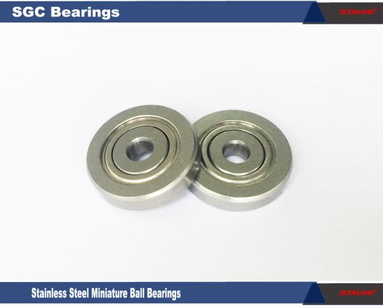 0.1875 Inch Bore Diameter of Anti-Corrosion Ball Bearings