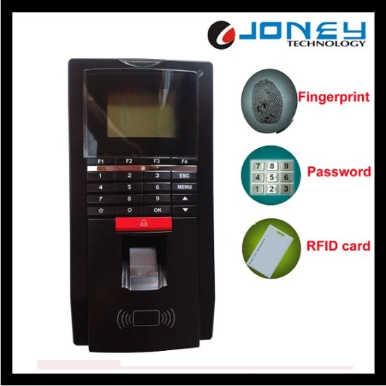 Zk Wiegand 26/34 RS232/RS485 RFID Biometric Fingerprint Reader Access  Control
