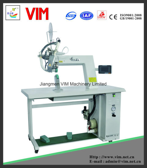 Ce Approved Hot Air Seam Sealing Machine for Outdoor Waterproof Jacket