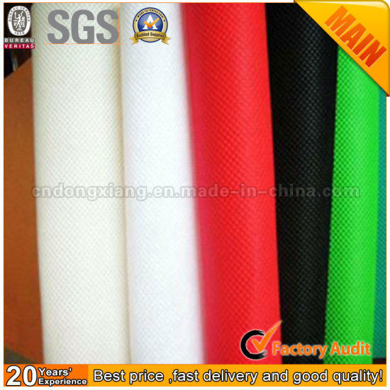 Fabric China Factory, PP Fabric, Nonwoven Fabric pictures & photos