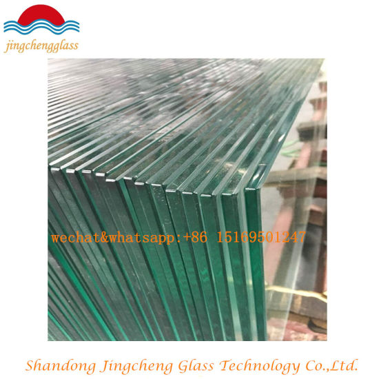 Window Glass White Laminated/Safety Glass/Wholesale Glass pictures & photos