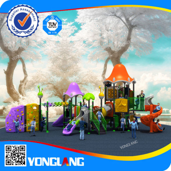 Outdoor Playground with TUV Standards pictures & photos