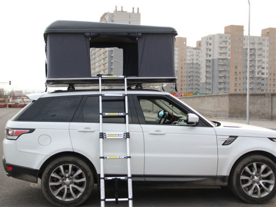 China Jeep Rooftop Tent Truck Camper Roof Racks 4X4 Vehicle
