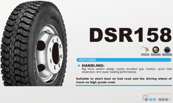 Double Star Radial Truck Tyre 12.00r20 11.00r20 All Steel Radial Truck Tyre pictures & photos