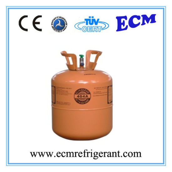 Refrigerant Gas R404A R134A R22 R410A R507A R407c