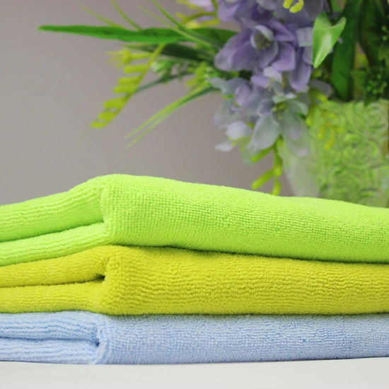 SGS Colourful Microfiber Towels for Kids (WJ-CH1533)