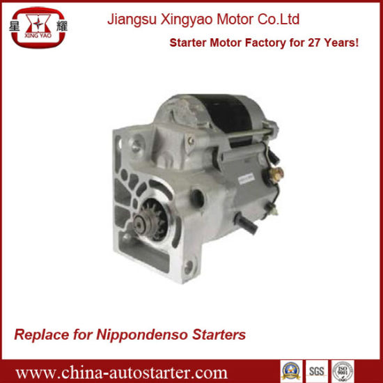 China Electric Car Engine Starter for Nippon Denso Components ...