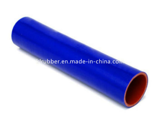 China Auto Straight Hump Silicone Hose EPDM Silicone Tube - China