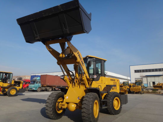 Yn940gyineng Wheel Loader Joystickcummins Engine pictures & photos