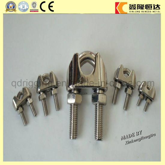 China Wire Rope Clamp in Rigging Hardware - China Wire Rope Clip ...