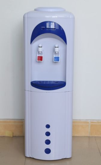 Hot Selling 5 Gallon Bottled Water Dispenser with Cabinet pictures & photos