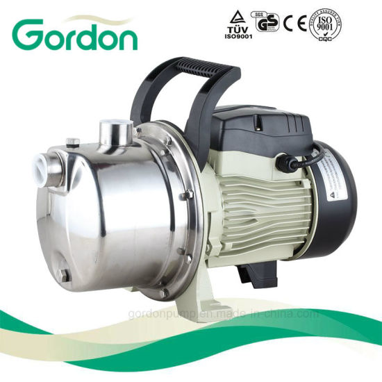 Self-Priming Electric Stainless Steel Water Pump with Ejector Tube pictures & photos