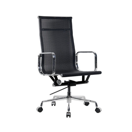 Factory Direct Wholesale Mesh High Back Executive Swivel Office Computer Meeting Metal Conference Chair for Staff